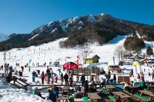 zimske počitnice v Kranjski Gori