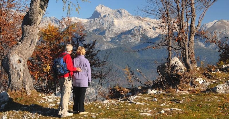 Lepote Zgornjesavske doline in Julijskih Alp