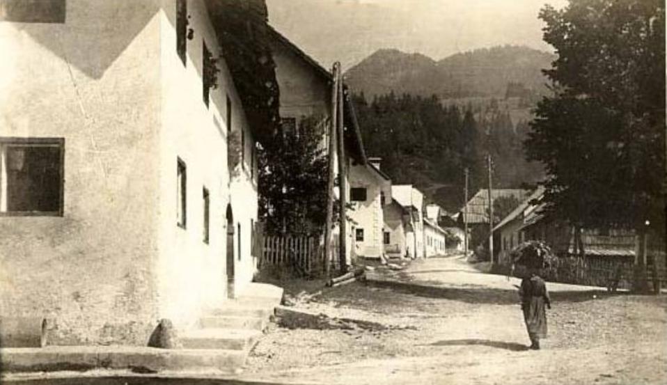 Podkoren 1932